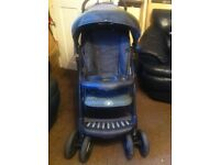 Mother Care Pushchair &Car Seat