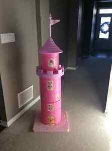 Princess tower/table