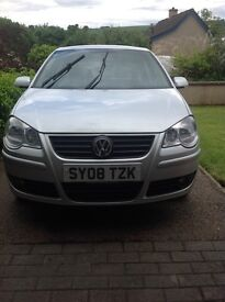 VW Polo 1200cc. In excellent condition and long mot