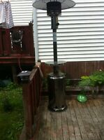 Propane patio heater. Great shape. Used very little!