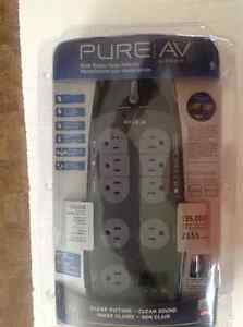 Belkin Pure AV Home Theatre Surge Protector Cornwall Ontario image 1