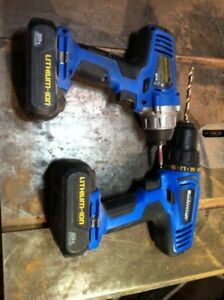 20volt Drill and impact driver combo for sale