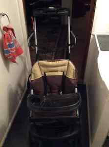 Baby Trend Sit and stand stroller West Island Greater Montréal image 1