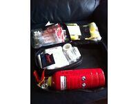 2x car emergency kits 1x supagard