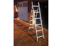 alluminium step ladders