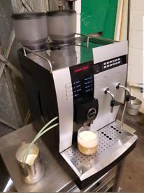 JURA IMPRESSA X9 FULLY AUTOMATIC BEAN TO CUP COFFEE ESPRESSO MACHINE