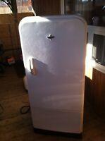 Servel propane fridge