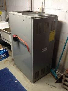 OLSEN DIRECT VENT OIL FURNACE WITH VENT