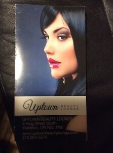 Uptown Beauty Lounge Gift Certificate Package