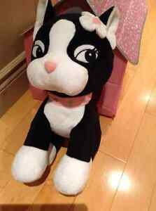 Build a Bear Cat with House and Leash Kitchener / Waterloo Kitchener Area image 3