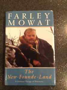 The New Founde Land by Farley Mowat
