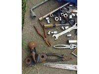Old tools bits n bobs