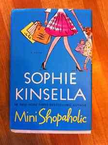 """""""Mini Shopaholic"""" a novel by Sophie Kinsella"""