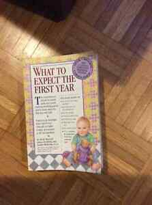 Baby/toddler books for parents