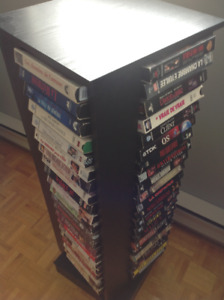 Collection de films VHS