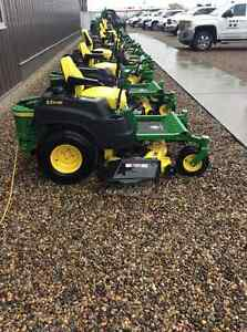 JOHN DEERE Z445 ZERO TURN WITH 48 DECK SAVE $1500.00 OFF LIST