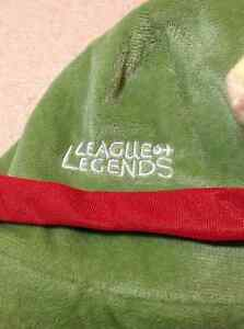 LOL league of legends Teemo One Size Cosplay Party Plush Hat Cambridge Kitchener Area image 5