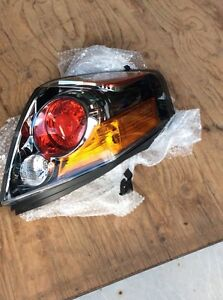 2007 to 2009 Nissan Altima rear driver's side tail light