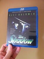 THE SHADOW BLU RAY COLLECtORS EDITION NEW NEVER PLAYED