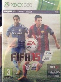 Xbox 360 FIFA 15 game