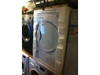 BRAND NEW TUMBLE DRYERS BOXED and UNBOXED dryers condensers only for £159.99