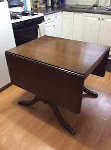 Solid Wood Antique Table - Excellent Condition