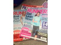 Job lot runners world/women's running mags