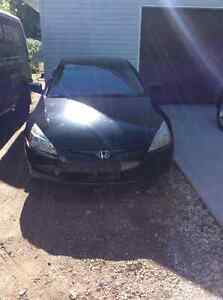 2004 Honda Accord Coupe (2 door) fully loaded leather low Kms