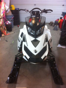 2012 Skidoo Freeride 154 Aerocharger Turbo