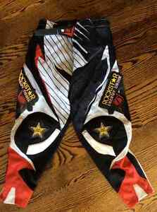 Moto cross pants size 24 and 26