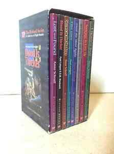 The Bluford Series, a Collection of Eight books