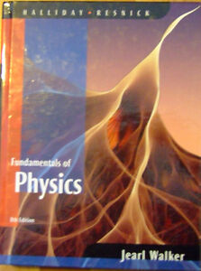 Fundamentals of Physics 8th edition Jearl Walker