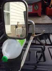 Chevy/GMC truck mirrors and center cap