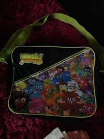 Moshi monsters bag, in good condition.