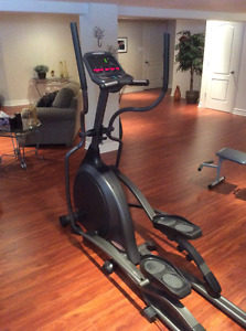 Vision Fitness X6200HRT Elliptical