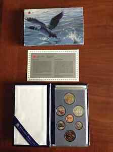 1997 Canadian Specimen Coin Set