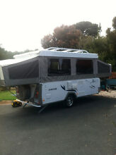 2012 JAYCO SWAN-ONLY USED 5 TIMES! Mount Martha Mornington Peninsula Preview