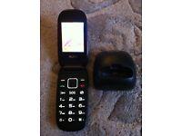 Alba flip phone