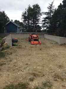 Oversize lot with foundations for house and garage St. John's Newfoundland image 5