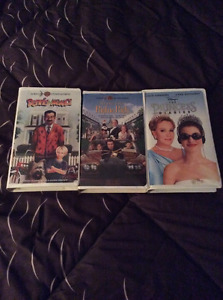 Various Disney VHS