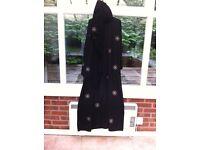 Abaya with scarf