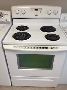 Self clean stove