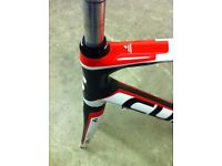 Cube Acree GTC Pro Spares or Repair Frame & Forks