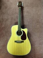 """TAKAMINE EG533SC """"BEARCLAW"""" TOP ELEC/ACOUSTIC FOR SALE"""