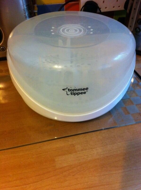 tommee tippee closer to nature microwave steriliser in milton keynes buckinghamshire gumtree. Black Bedroom Furniture Sets. Home Design Ideas