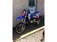 Yamaha yz80 road legal £1700 or swap