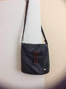 Leather Purse - The Trend crossbody / shoulder West Island Greater Montréal image 2