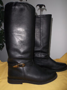Bottes cuir qualité/Quality leather boots Hush Puppies