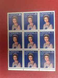 Queen Elizabeth 25th  Jubilee stamps