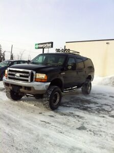 2000 ford excursion limited edition
